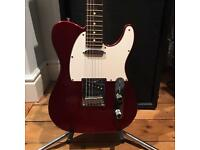 Fender 2002 American Standard Telecaster - Candy Cola Red - Can Deliver