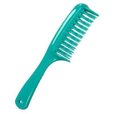 Haarkamm Hair Comb Bartkamm Friseurkamm mit Griff für Locken Gerade Haare