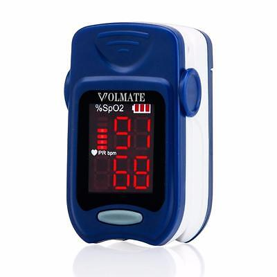 Volmate Fingertip Pulse Oximeter Oximetry Blood Oxygen Satur