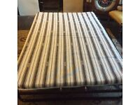 JAYBE small double bed. Hardly used.