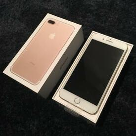 Apple iPhone 7 Plus New boxed