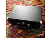 Crosley Cruiser Briefcase Style Three Speed Portable Vinyl Turntable - Black