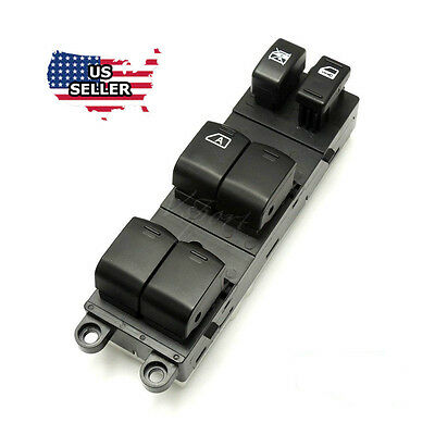 - NEW Master Control Power Window Switch For 2007-2012 Nissan Sentra