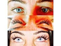 Semi Permenant Eyelashes / Minx Eyelash Extensions