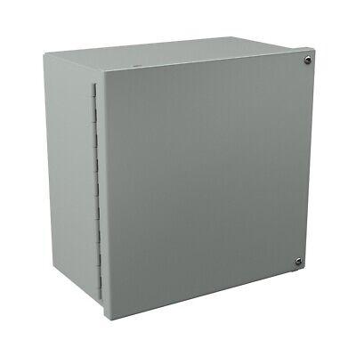 Hubbell-wiegmann Wa101006gie Enclosure Nema 1213 10 X 10 X 6in Hxwxd