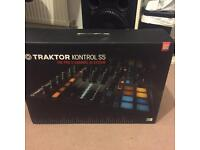 TRAKTOR KONTROL S5 - mint condition selling for pioneer upgrade