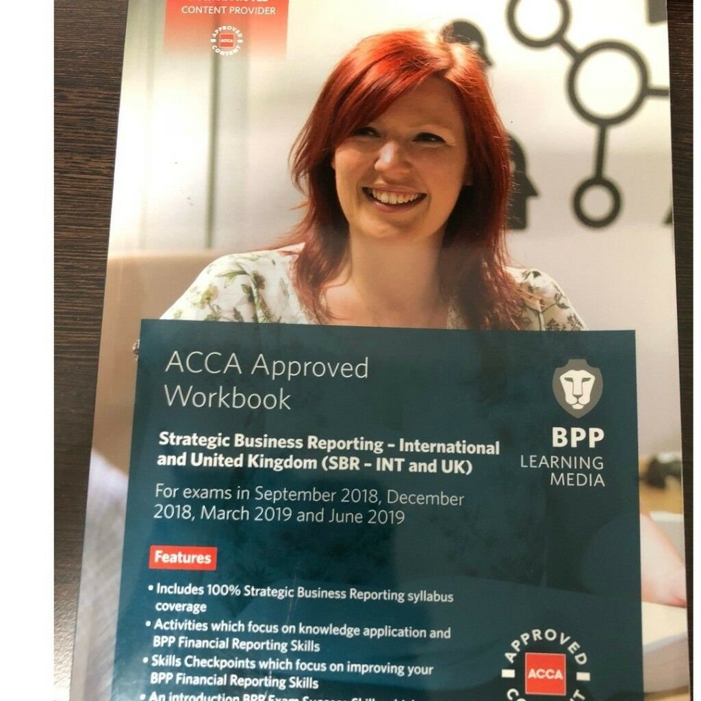 ACCA SBR BPP Course notes and Practice & Revision Kit 2018/2019 - E-book/  Digital version | in Westminster, London | Gumtree