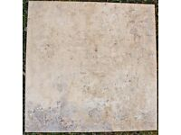 Large Ceramic Floor/Wall Tiles - Natural Tones