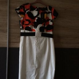Size 14 Dress by MARCELLINO (Spanish Designer) - new with tags never worn