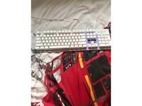 SOLD RGB gaming keyboard