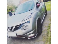 Nissan Juke Nismo RS alloys sat nav low mileage cheap price