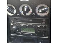Ford 6006 Radio / C.D.