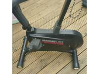York magna force exercise bike
