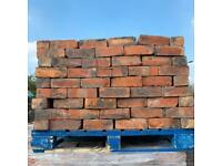 Orange Reclaimed Bricks Imperial Mould - 8000 + Available