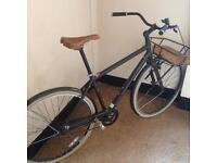 Specialized globe live 01 single speed delivery hybrid bike