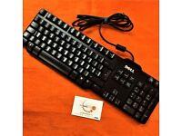 Dell Keybord (Refurbished), Dell, HP, Logitech Mouses (Refurbished),