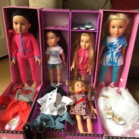 Designer Friend Doll Collection