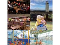 **SITE FEES START AT ONLY £1499 ** Caravan Park With Excellent Facilities,Southerness,Dumfriesshire