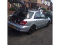 Subaru impreza awd non turbo