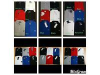 HUGO BOSS RALPH LAUREN LACOSTE - DESIGNER POLOS - BULK BUY - WHOLESALE