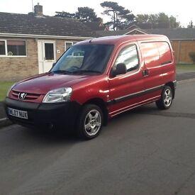 Peugeot Partner Van 1.6