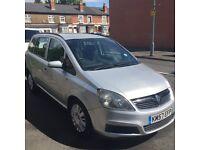 Vauxhall zafira 1.9cdti long mot !!! For sale or swap van