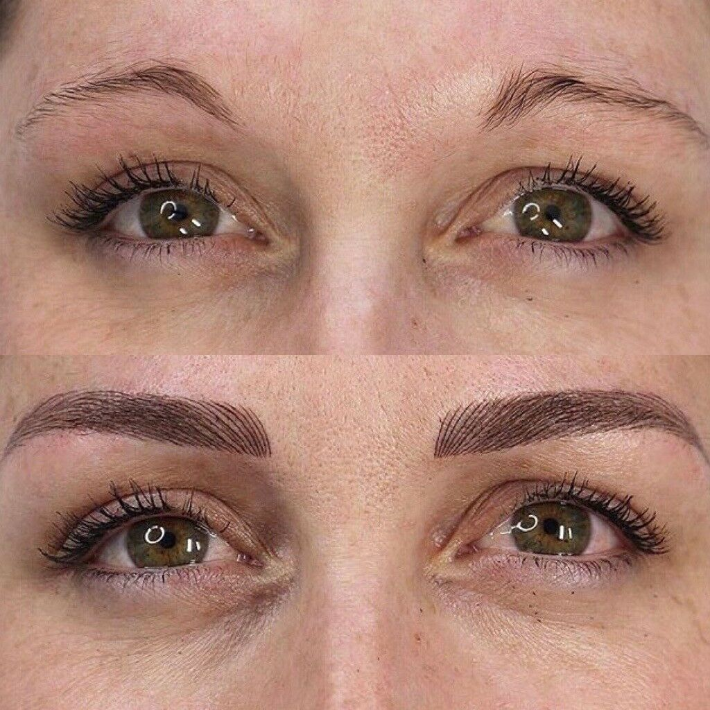 Makeup Tattoo Lasts 2 4years Better Then Microblading Less