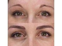 Makeup tattoo, lasts 2-4years, better then microblading, less painful, eyebrow, lip, eyeliner tattoo