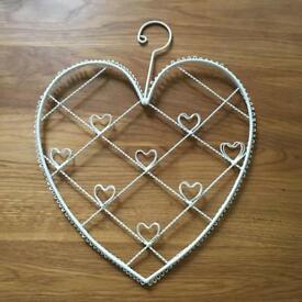 Heart Photo/Note holder