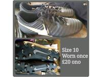 Nike Football Boots Size 10 WORN ONCE