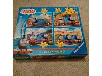 Thomas & Friends 4x Jigsaw Puzzle