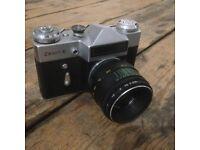 Zenit-E 35mm SLR Camera