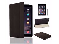 MOFRED Ultra Slim New Apple iPad Air 2 Leather Case Cover+ Screen Protector + Stylus PenUSUALLY34.99