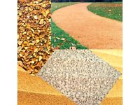 Sand, Shingle & Other Aggregates - For Garden, Patios, Building & Landscaping (Free Delivery)