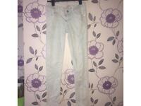 H&M stretch jeans