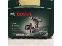Bosch cordless drill/driver