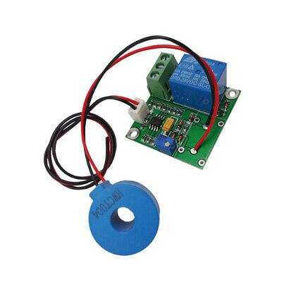 Ac Current Detection Module 50a Switch Output Current Sensor Module Dc 24v