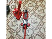 Car jack 2 tons new