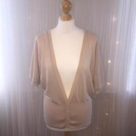 Size Small   Loose Fit   Cardigan