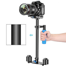 "Neewer 24""/60cm Handheld Stabilizer with Quick Release Plate"