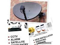 Cctv,Alarm, Satellite, Ariel, Freesat,Sky,Furniture assembling,Tv /mirror/blind mounting