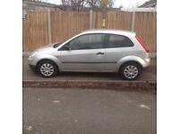 FORD FIESTA 1.4 TDCI £30 TAX-CHEAP TO INSURE-PERFECT 1st CAR-NICE LITTLE RUNNER