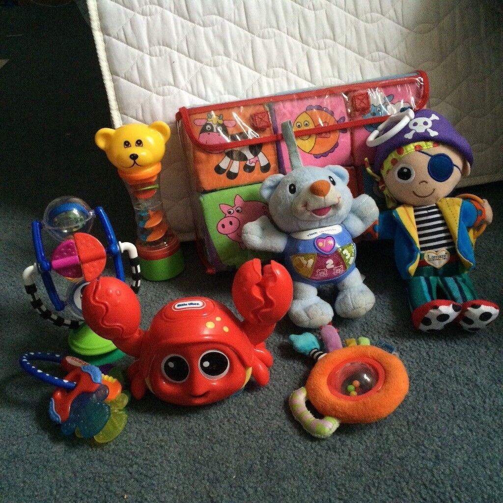Various baby & toddler things