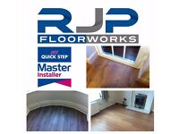 RJP Floorworks is a laminate floor fitting business supplying and fitting across the West Midlands.