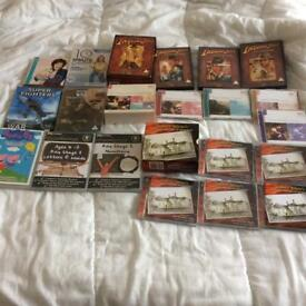 New/Used CD/DVD Bundle