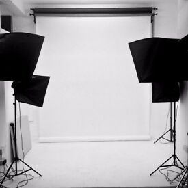£80 for 4 Hours PHOTOGRAPHY Studio HIRE