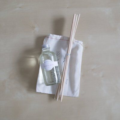 Diffuser Reed Scent Oil Gift Set Natural Home Room Fragrance Scent Best Smell