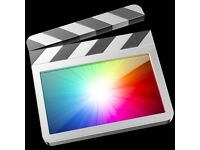 Final Cut Pro x and Logic Pro x Download, Disk, Collection and Recorded Delivery