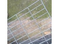 Galvanised Mesh - 3m x 1m - Industrial Strength