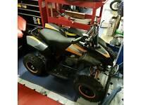 Quad 50cc automatic